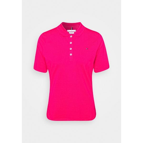人気ブレゼント トミー オンラインショッピング ヒルフィガー レディース トップス ポロシャツ bright jewel Polo - vzdf0034 shirt 全商品無料サイズ交換 REGULAR
