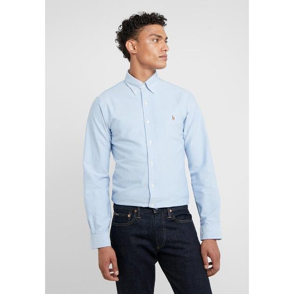 ラルフローレン 国内送料無料 ランキングTOP5 メンズ トップス シャツ blue Shirt 全商品無料サイズ交換 - OXFORD vzdf0035