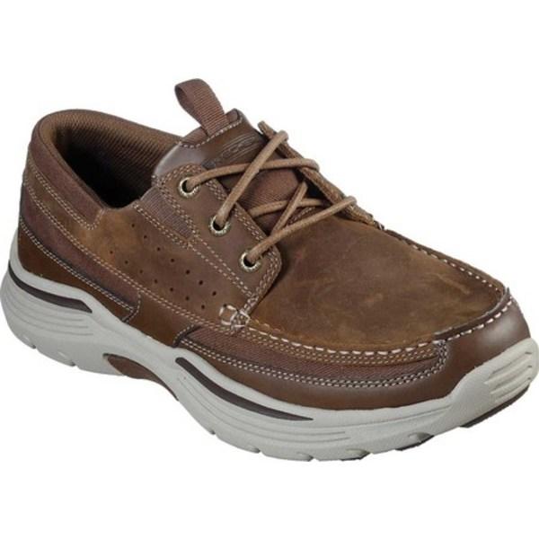 スケッチャーズ メンズ シューズ デッキシューズ Desert 全商品無料サイズ交換 メーカー再生品 Relaxed Fit Expended Sneaker Menson 激安超特価 Men's