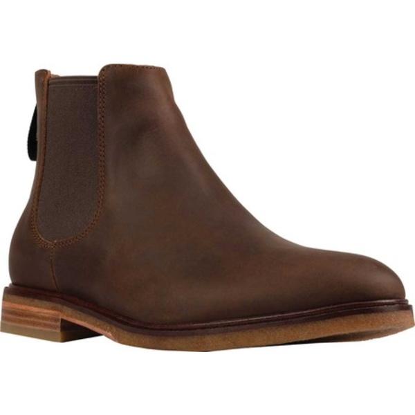 クラークス メンズ 卓抜 シューズ スニーカー Beeswax Leather Chelsea Men's 全商品無料サイズ交換 Clarkdale 超激安特価 Gobi Boot