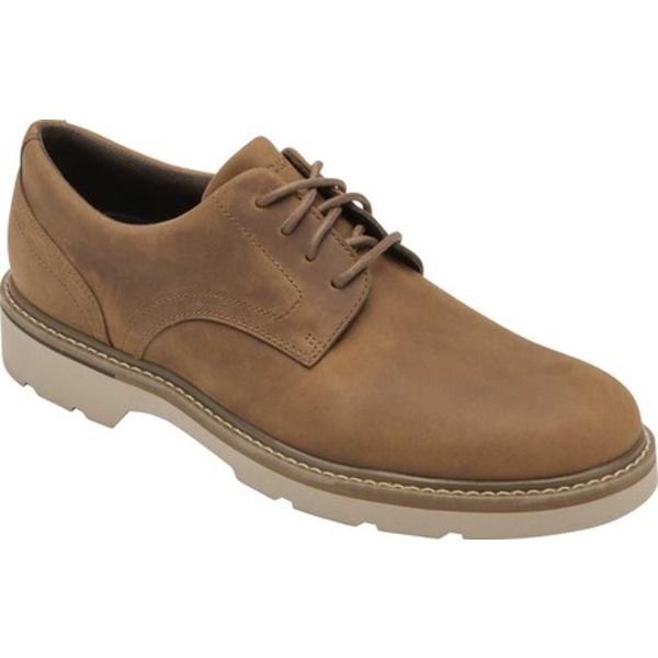 ロックポート メンズ シューズ ドレスシューズ Spice Leather Men's 安い 激安 プチプラ 高品質 Toe Plain Oxford Charlee 全商品無料サイズ交換 大好評です