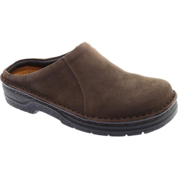 ナオト 正規認証品!新規格 メンズ シューズ スニーカー 国際ブランド Oily Brown 全商品無料サイズ交換 Nubuck Men's Bjorn
