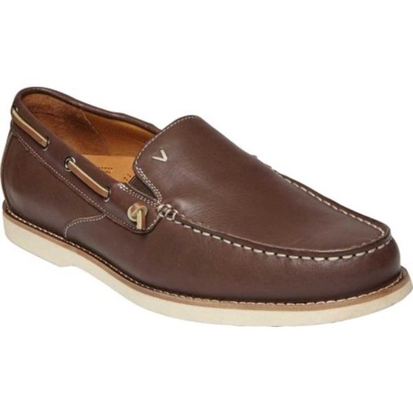割り引き バイオニック メンズ シューズ デッキシューズ Chocolate Leather Men's Greyson 再再販 全商品無料サイズ交換 Boat Shoe