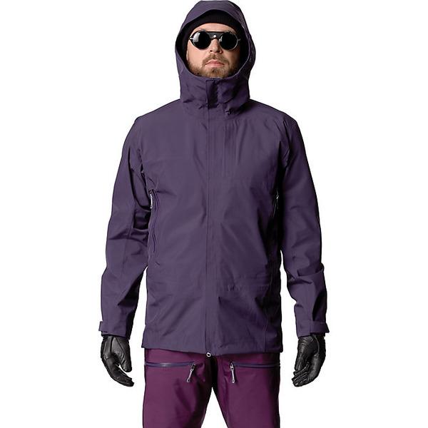 フーディニ メンズ ジャケット&ブルゾン アウター Houdini Men's D Jacket Prince Purple