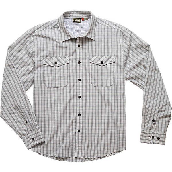 ハウラーブラザーズ メンズ シャツ トップス Howler Brothers Men's Paniolo Shirt Lockhart Plaid / Off White