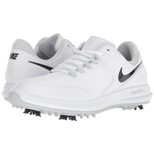 ナイキ レディース スニーカー シューズ Air Zoom Accurate White/Black/Metallic Silver/Pure Platinum