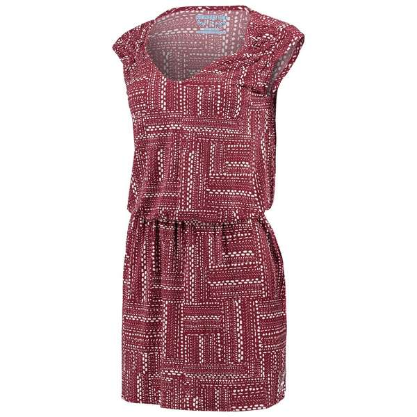 サウザーンタイド レディース ワンピース トップス Alabama Crimson Tide Southern Tide Women's Gameday Pattern Dress Crimson
