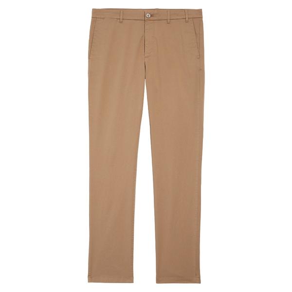 ノースプロジェクト メンズ カジュアルパンツ ボトムス Aros Slim Fit Stretch Twill Pants Utility Khaki