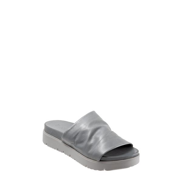 ブエノ レディース サンダル シューズ Splash Slide Sandal Dove Grey Leather