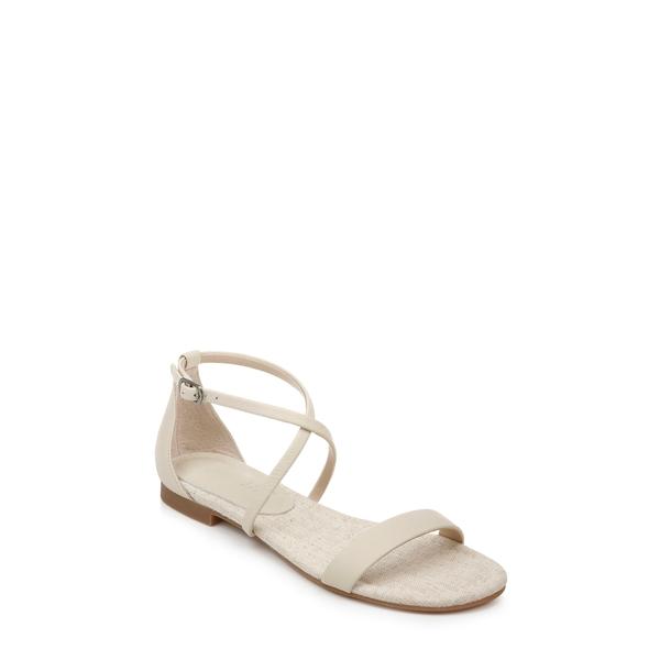 スプレンディット レディース サンダル シューズ Michelle Ankle Strap Sandal Eggshell Leather