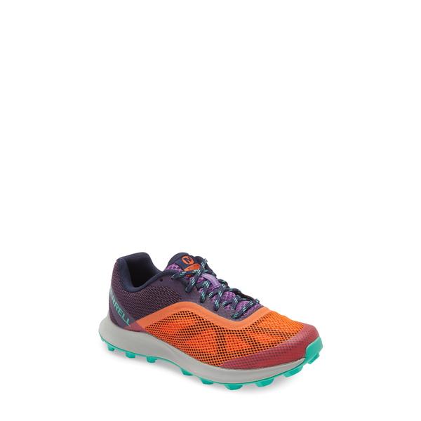 メレル レディース スニーカー シューズ MTL Skyfire Trail Running Shoe Goldfish Fabric