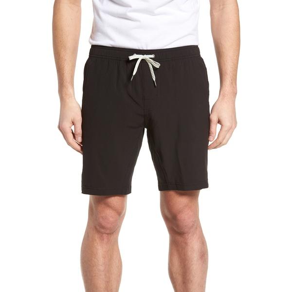 ビュオーリ メンズ カジュアルパンツ ボトムス Kore Shorts Black