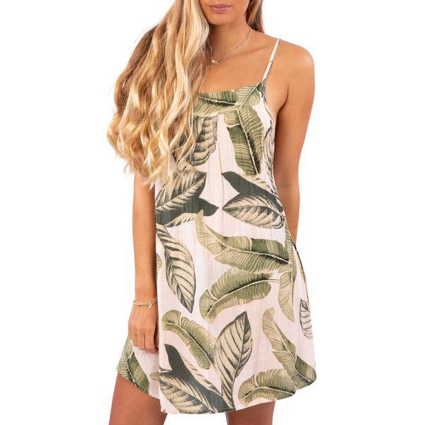 リップカール レディース ワンピース トップス Coco Beach Cover-Up Dress Blush