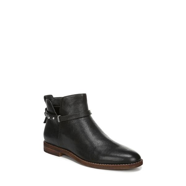 フランコサルト レディース ブーツ&レインブーツ シューズ Optimal Bootie Black Leather