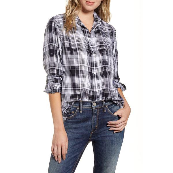 グレイソン レディース シャツ トップス The Hero Button Up Shirt Maryam