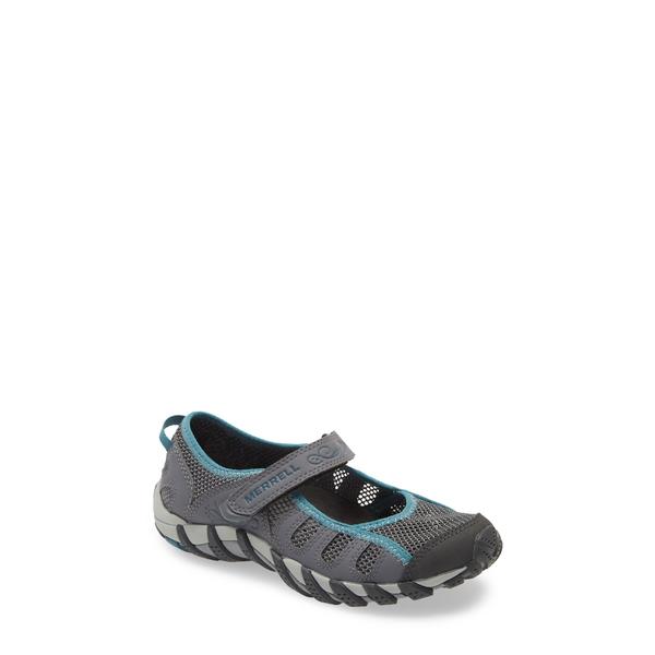 メレル レディース スニーカー シューズ Waterpro Pandi 2 Mary Jane Trail Shoe Grey Fabric