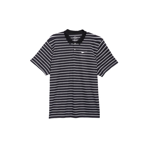 ナイキ メンズ シャツ トップス Golf Dri-Fit Victory Polo Shirt Black/ Gridiron/ White/ White