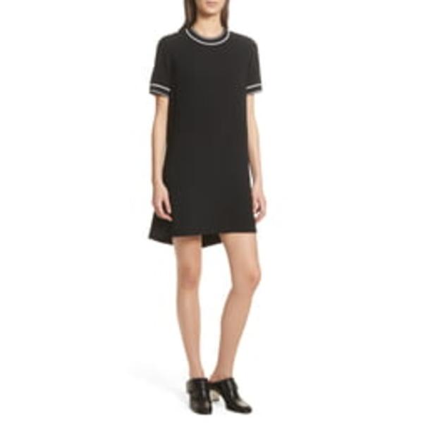 ラグアンドボーン レディース ワンピース トップス Thatch Crepe Shift Dress Black