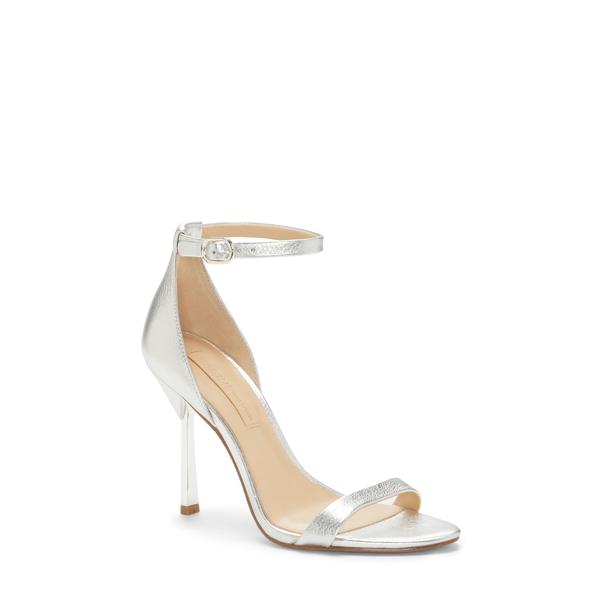 イマジン ヴィンス カムート レディース サンダル シューズ Restin Sandal Platinum Leather
