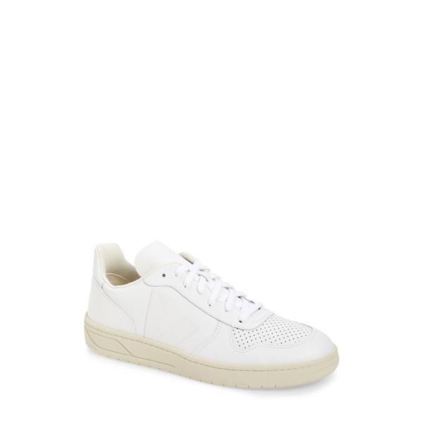 ヴェジャ メンズ スニーカー シューズ V-10 Sneaker Extra White