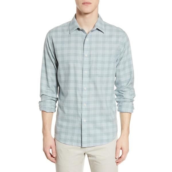 ファエティ メンズ シャツ トップス Everyday Check Button-Up Shirt Meadows Plaid