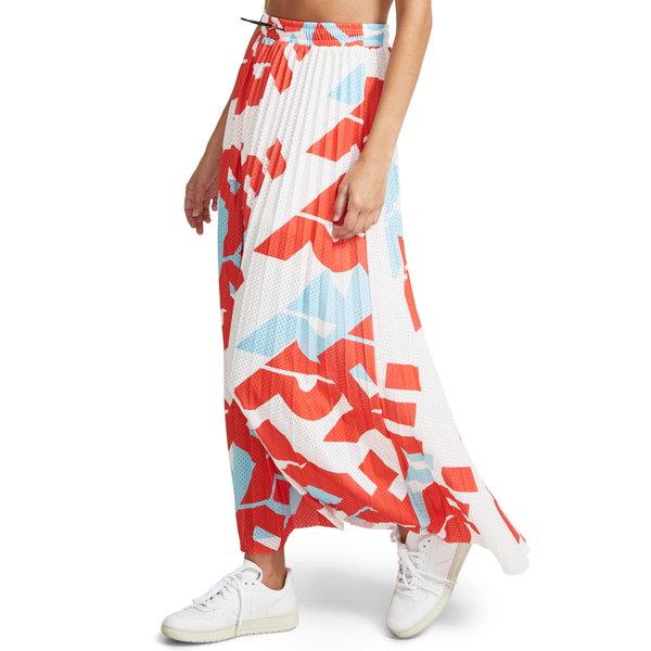 ピーイーネーション レディース スカート ボトムス Short Corner Maxi Skirt Print