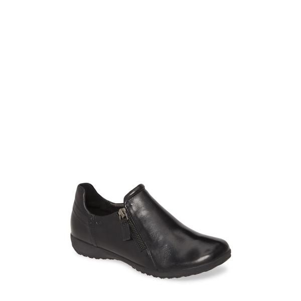ジョセフセイベル レディース サンダル シューズ Naly 32 Flat Black Leather