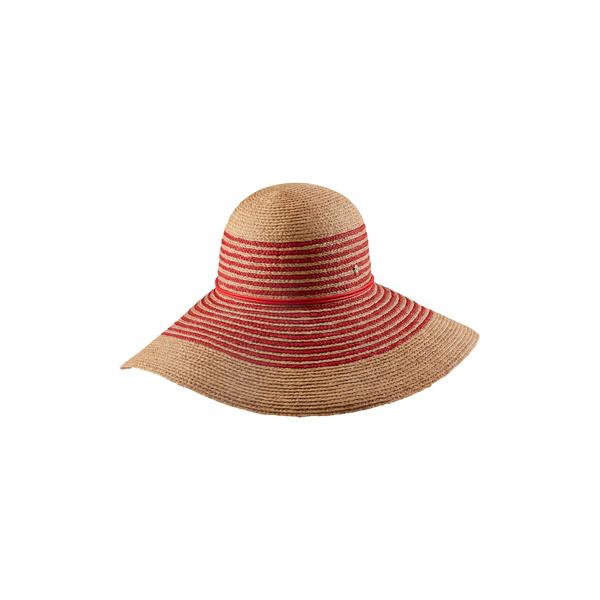 ヘレンカミンスキー レディース ヘアアクセサリー アクセサリー Wide Brim Hat Nougat/ Cardinal