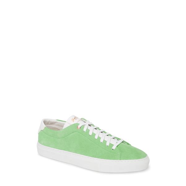 グッドマンブランド メンズ スニーカー シューズ Edge Sneaker Mint