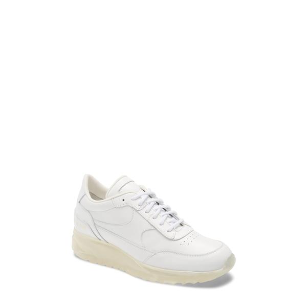 コモン・プロジェクツ レディース スニーカー シューズ Track Classic Sneaker White