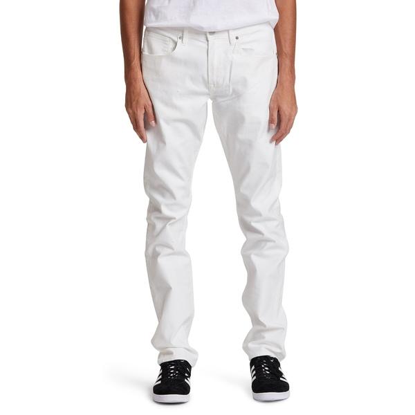 ハドソンジーンズ メンズ デニムパンツ ボトムス Blake Slim Straight Leg Jeans Ivory