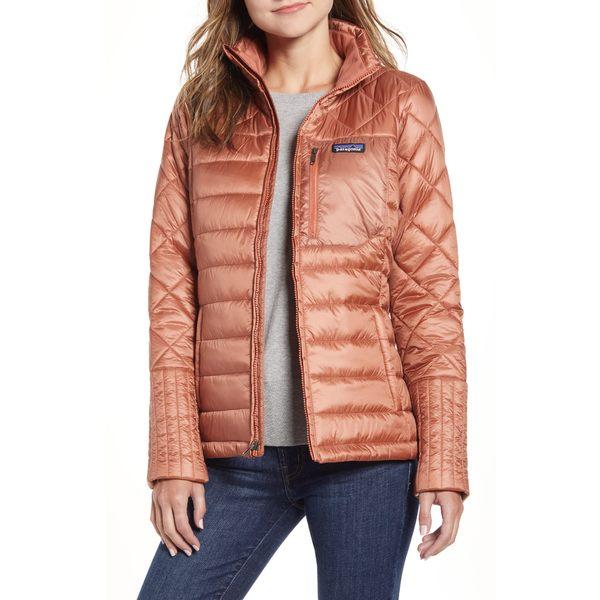 パタゴニア レディース ジャケット&ブルゾン アウター Radalie Water Repellent Thermogreen-Insulated Jacket Century Pink