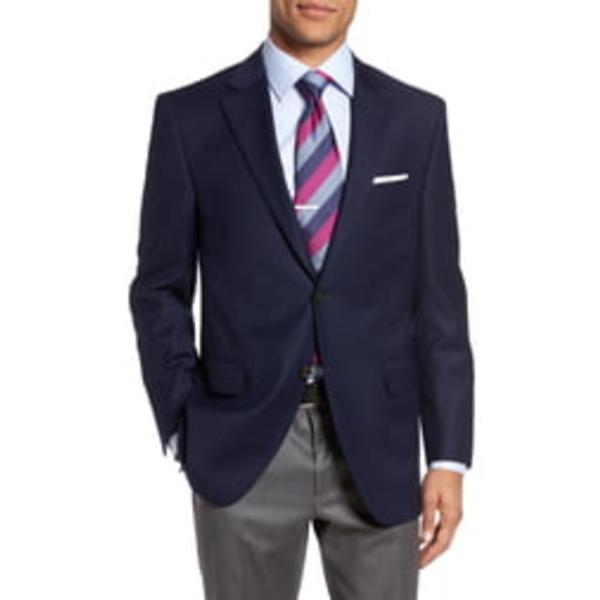 ピーター・ミラー メンズ ジャケット&ブルゾン アウター Flynn Classic Fit Wool Blazer Navy