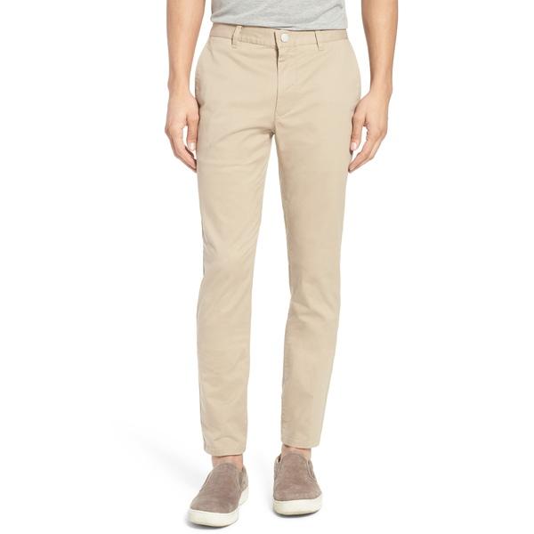 ボノボス メンズ カジュアルパンツ ボトムス Tailored Fit Stretch Washed Cotton Chinos True Khaki