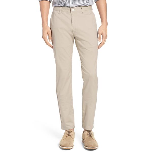 ボノボス メンズ カジュアルパンツ ボトムス Tailored Fit Stretch Washed Cotton Chinos Millstones