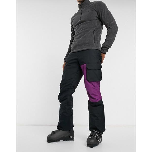 <title>コロンビア メンズ ボトムス カジュアルパンツ Black 使い勝手の良い 全商品無料サイズ交換 Columbia Hero ski pants in black</title>