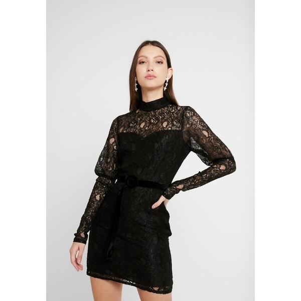 ファッションモンキー レディース トップス ワンピース サービス black 全商品無料サイズ交換 激安セール Party MARGERINE - wglr0077 dress Cocktail