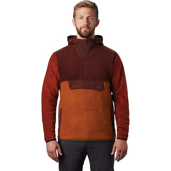 マウンテンハードウェア メンズ アウター パーカー スウェットシャツ Dark Umber Hardwear Unclassic 全商品無料サイズ交換 商品追加値下げ在庫復活 Pullover Men's まとめ買い特価 Fleece Mountain