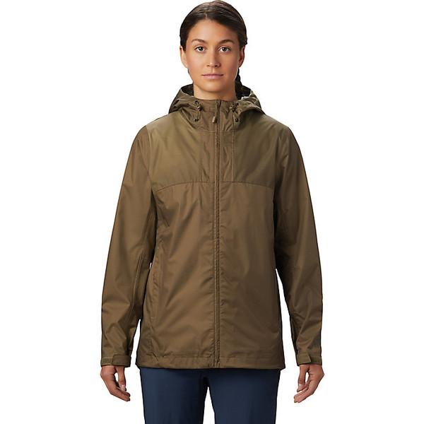 マウンテンハードウェア レディース ジャケット&ブルゾン アウター Mountain Hardwear Women's Bridgehaven Jacket Raw Clay