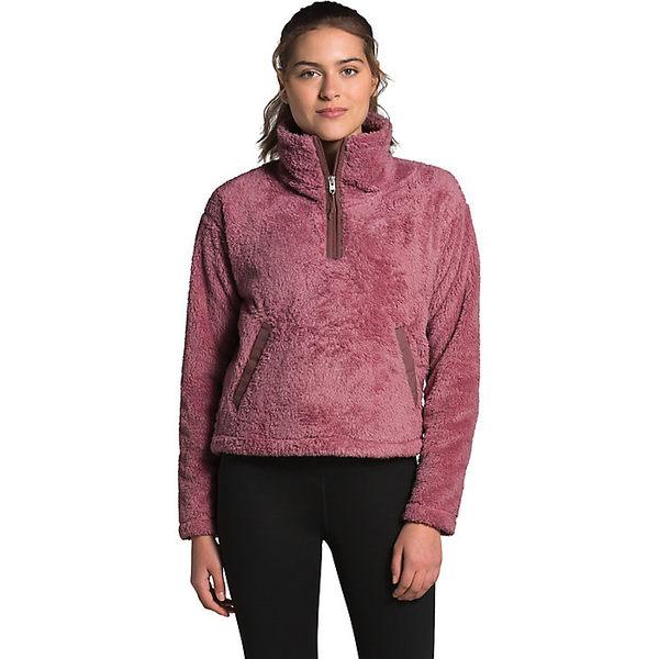 ノースフェイス レディース ジャケット&ブルゾン アウター The North Face Women's Furry Fleece Pullover Mesa Rose