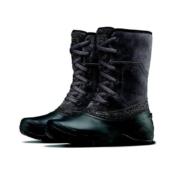 ノースフェイス レディース ブーツ&レインブーツ シューズ The North Face Women's Shellista II Roll Down Boot Dark Gull Grey / Phantom Grey