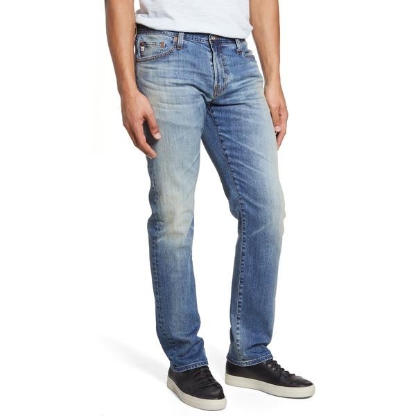 エージー メンズ デニムパンツ ボトムス Graduate Slim Straight Leg Jeans 21 Years Seize