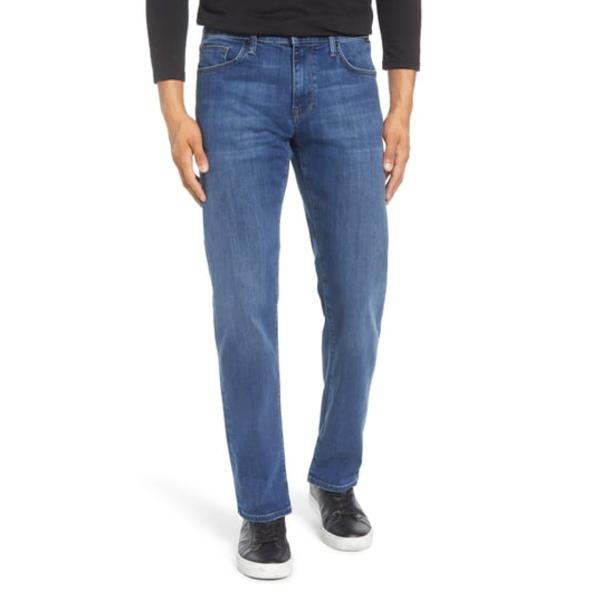 マーヴィ ジーンズ メンズ デニムパンツ ボトムス Zach Straight Leg Jeans Sky Supermove