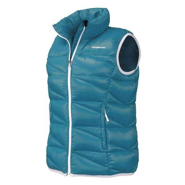 トランゴワールド レディース ジャケット&ブルゾン アウター Trangoworld Efan Vest Polyamide Downproof whkb0107