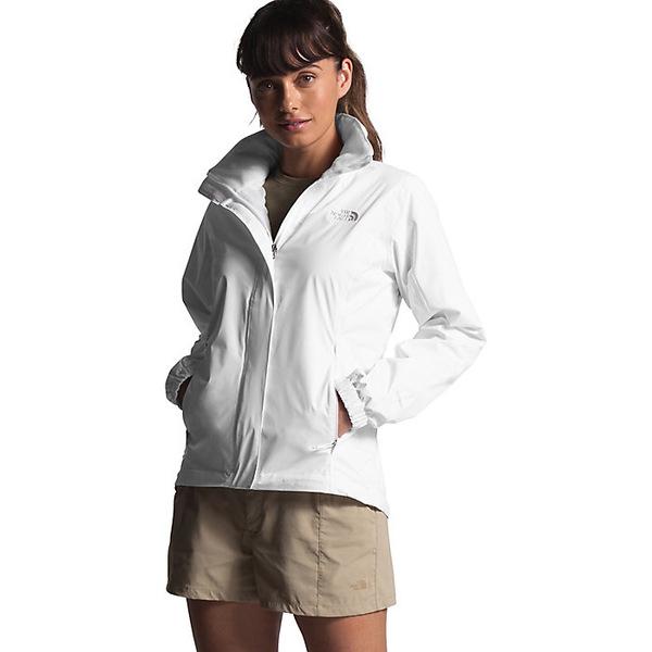 ノースフェイス レディース ジャケット&ブルゾン アウター The North Face Women's Resolve 2 Jacket TNF White / TNF White