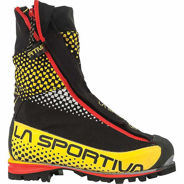 ラスポルティバ メンズ ブーツ&レインブーツ シューズ La Sportiva G5 Boot Black / Yellow