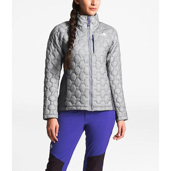 ノースフェイス レディース ジャケット&ブルゾン アウター The North Face Women's Impendor ThermoBall Hybrid Jacket Mid Grey / Vanadis Grey