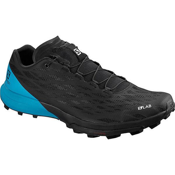 サロモン メンズ ブーツ&レインブーツ シューズ Salomon S/Lab XA Amphib 2 Shoe Black / Black / Transcend Blue