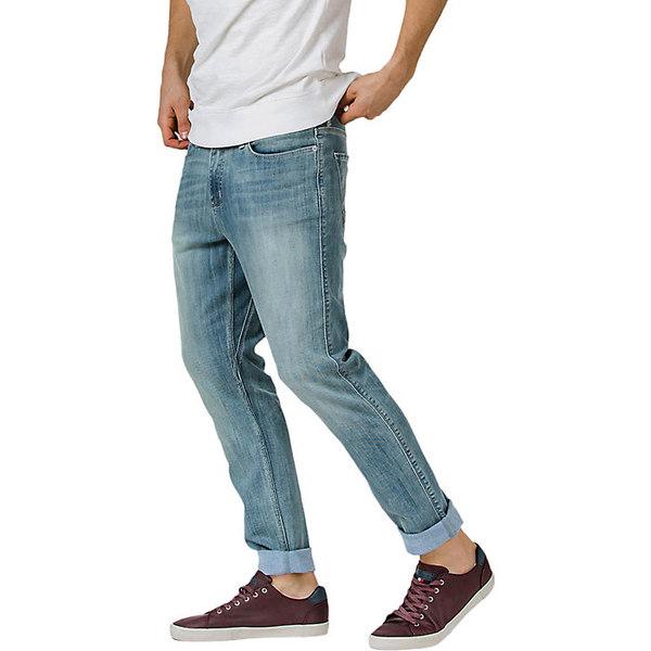 DU/ER メンズ カジュアルパンツ ボトムス DU/ER Men's Performance Denim Slim Fit Jean Vintage Tint