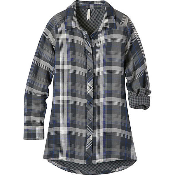 マウンテンカーキス レディース シャツ トップス Mountain Khakis Women's Townie LS Shirt Black Plaid